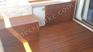İroko Deck Balcony